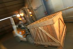 食品の輸送業務